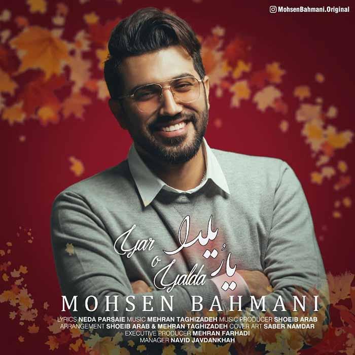 آهنگ محسن بهمنی یار و یلدا دانلود کیفیت عالی MP3 + متن